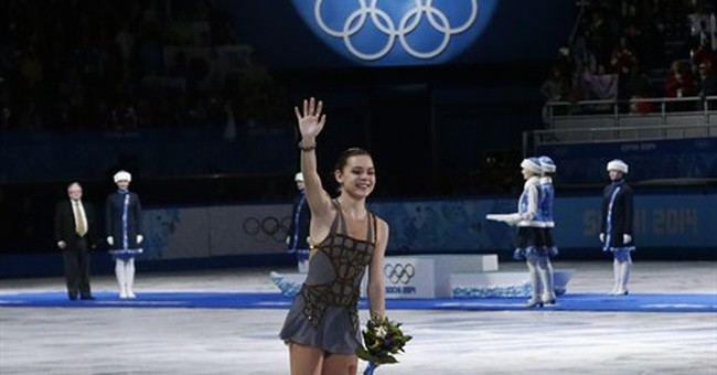 SOCHI SCENE: Hungry for gold