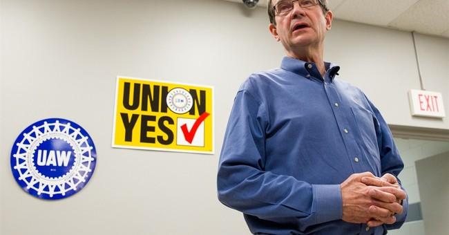 UAW appeals Volkswagen workers' rejection in Tenn.