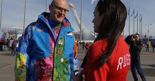 SOCHI SCENE: 'Russian fans have big hearts'