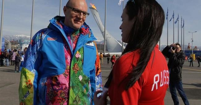 SOCHI SCENE: 'Russian fans have big hearts'