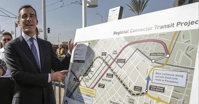 Los Angeles fits another piece of transit puzzle