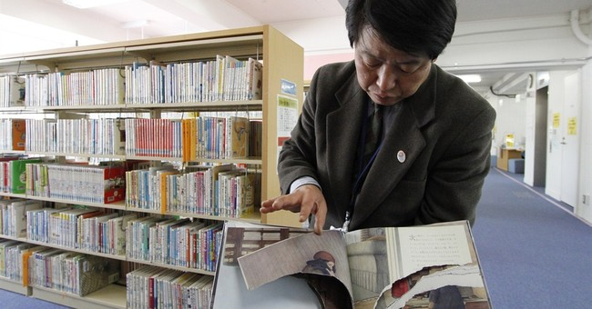 265 Anne Frank books vandalized in Tokyo libraries