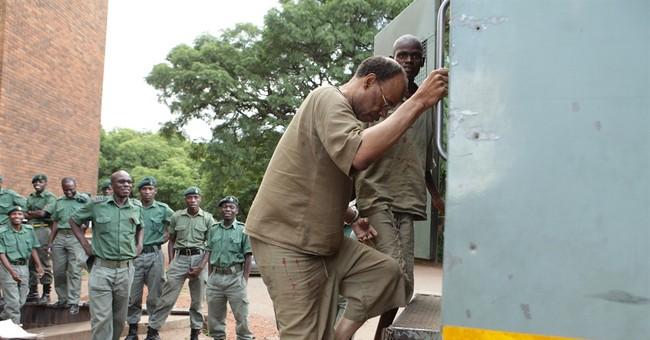 Zimbabwe judge dismisses charge against ex-US rep