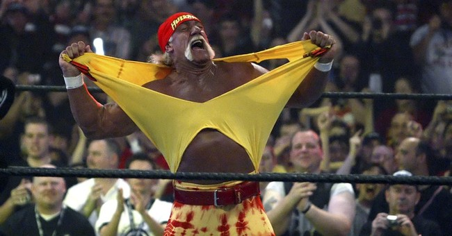 Hulkamania running wild again in WWE return