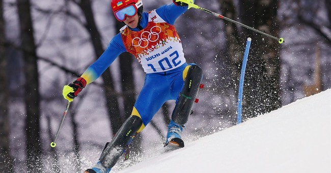 SOCHI SCENE: Skiing through chaos