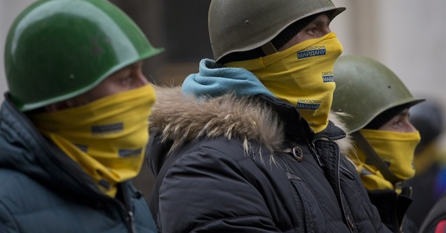 East Ukraine leaders: regions should take control