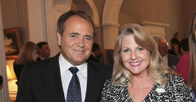 Former Va. first lady at heart of gift scandal