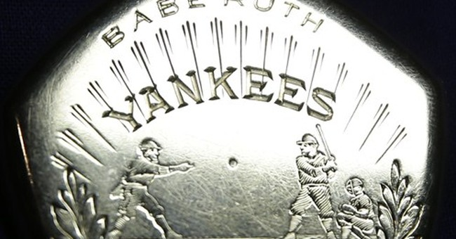 Babe Ruth World Series watch auctioned for $700K
