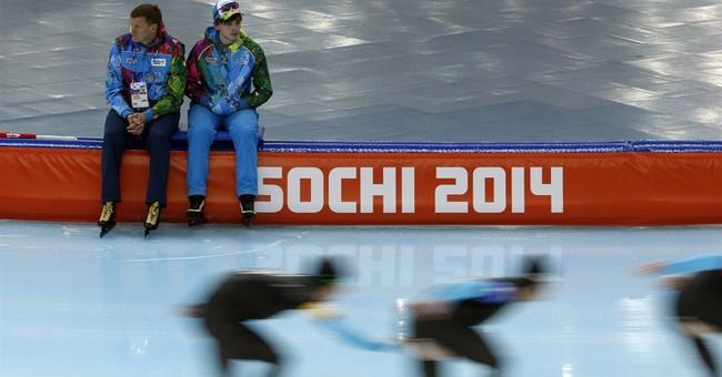 SOCHI SCENE: Skating party