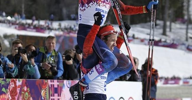 SOCHI SCENE: Russia clinches medals title