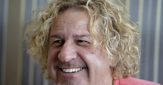 Correction: South Beach-Sammy Hagar story