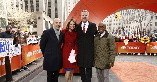 Al Roker, NYC mayor smooth over their snow spat