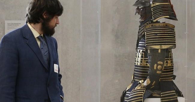 Samurai collection spawns museum, touring exhibit