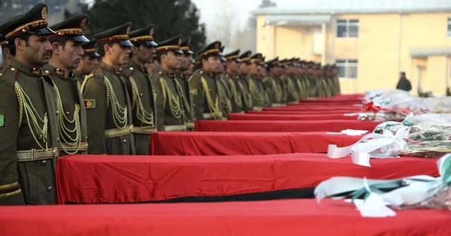 Slain Afghan soldiers memorialized in Kabul