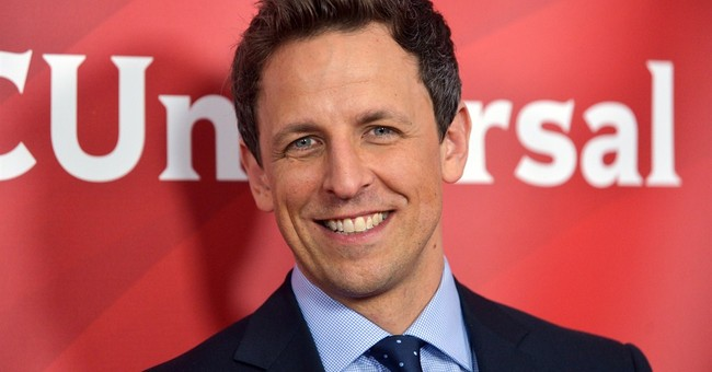 New host Seth Meyers lands at NBC's 'Late Night'