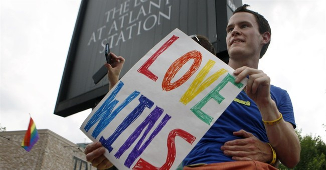 Effort to build gay marriage support heads South