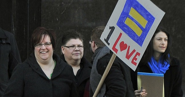 Michigan gay-marriage ban at stake in rare trial