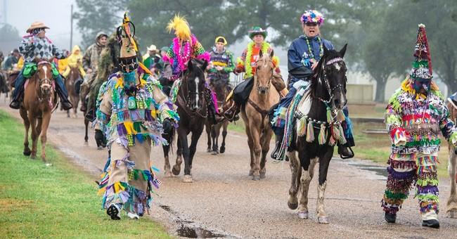 Bayou region offers different kind of Mardi Gras