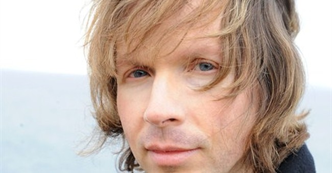 Beck releases first of 2 planned albums in 2014