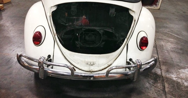 Man never stopped grieving for stolen '65 Beetle
