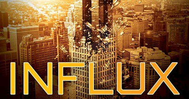 Review: 'Influx' is thought-provoking novel