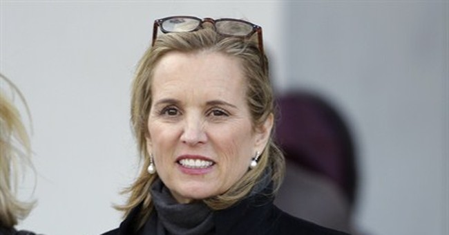 Kerry Kennedy says she has no memory of accident