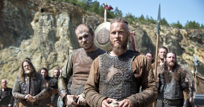 History's 'Vikings' sets sail for 2nd season