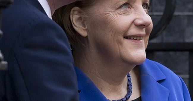 Merkel: We need strong UK in strong Europe