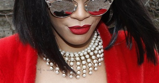 PARIS: Bad time-keeper Rihanna is early at Dior