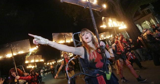 Muses parade kicks off big Carnival weekend
