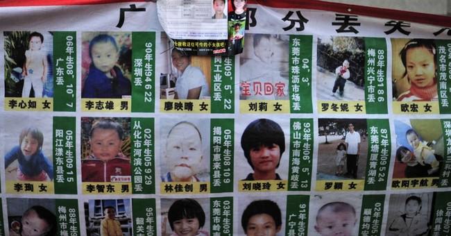China busts major Web-based baby trafficking rings