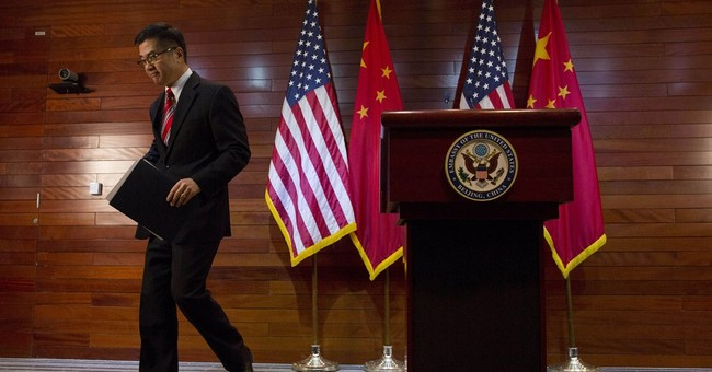Chinese media outlet uses racial slur at US envoy