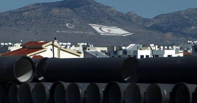 Cyprus water plan: peace pipeline or Trojan Horse?