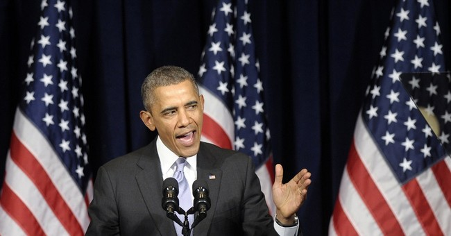 Obama frames populist theme for Dems in 2014
