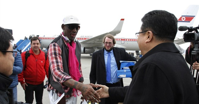 The men who followed Rodman to North Korea