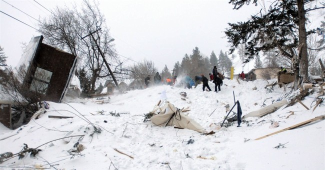 Montana avalanche rescue included neighborhood