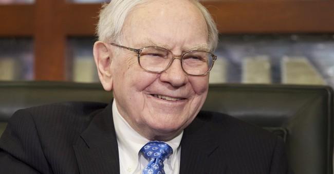 Buffett upbeat about future despite trailing S&P