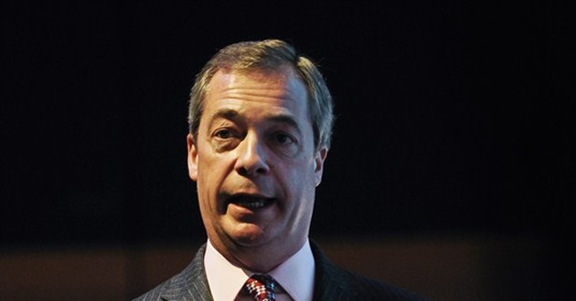 UK's anti-Europe party seeks gains in EU election