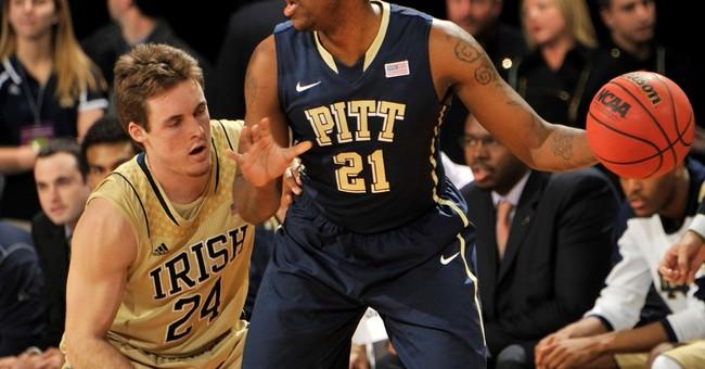 Patterson leads Pitt to 85-81 OT win over Irish