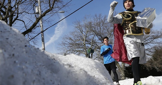 Charity runners prepare for Boston Marathon