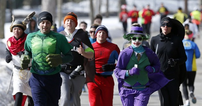 Charity runners prepare for Boston Marathon