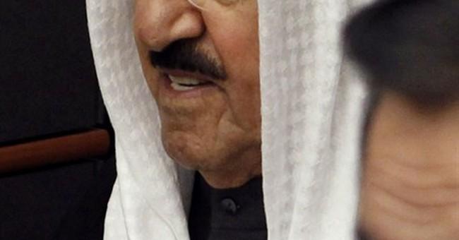 Kuwait's ruler undergoes surgery in United States