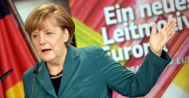 Germany: Putin accepts Merkel contact group idea