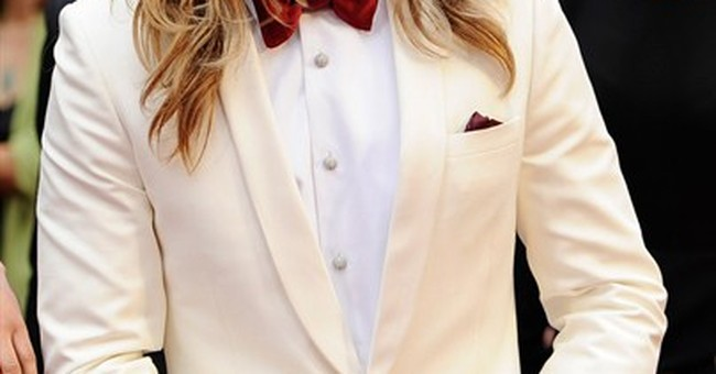 JARED LETO LETS OUT HIS INNER ROCK STAR