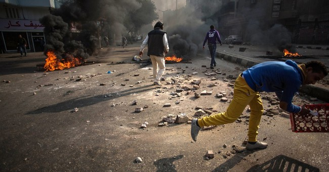 Egypt's new premier calls for protests to end