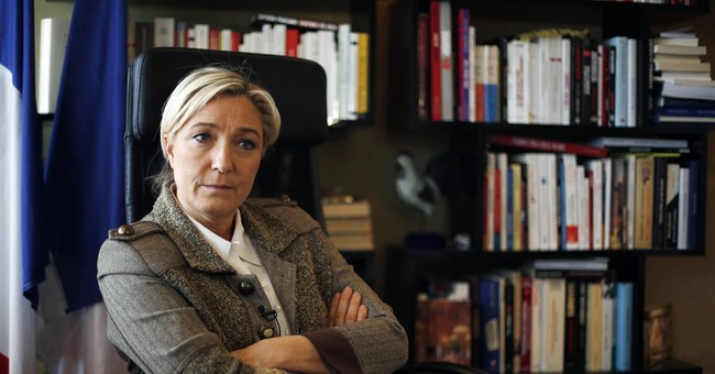 French far right: No funds for religious groups
