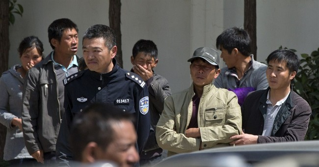 China captures 3 more suspects in station attack