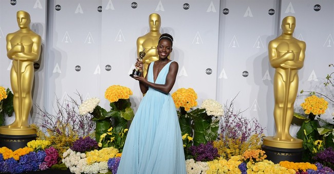 Lupita Nyong'o wins Oscar for supporting actress