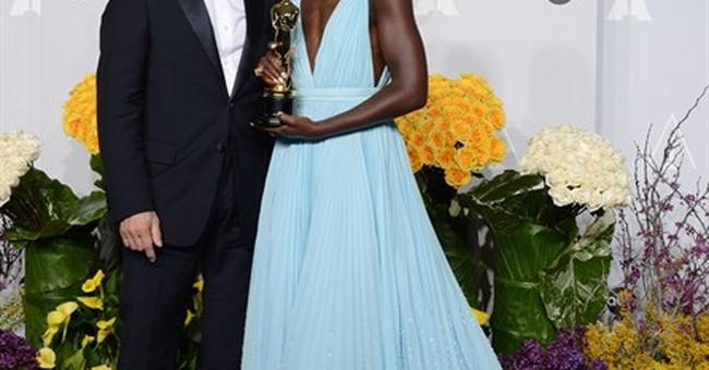 Lupita Nyong'o wins Oscar for supporting actress