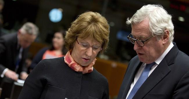 EU halts Russia talks, threatens sanctions